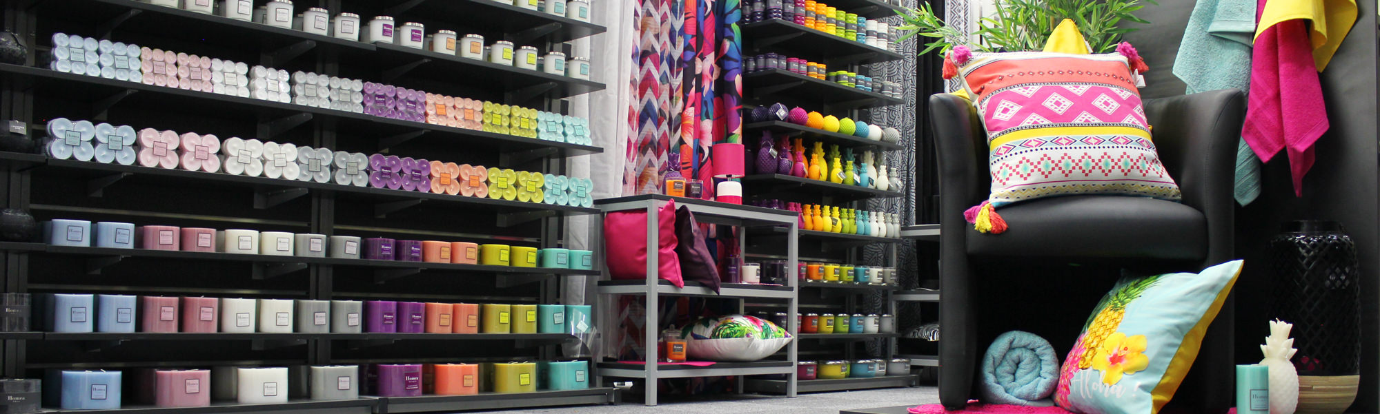 U10 – Scent Showroom – Homea brand – Our expertise