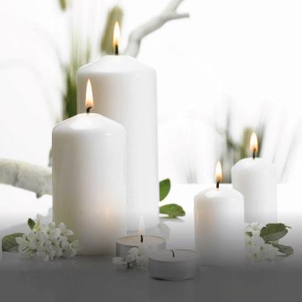 U10 - Homea - Candles