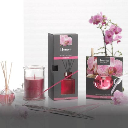 U10 - Homea - Product range - Fragrance