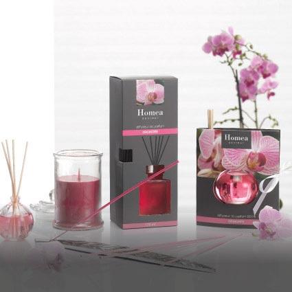 U10 - Homea - Product range - Fragrance