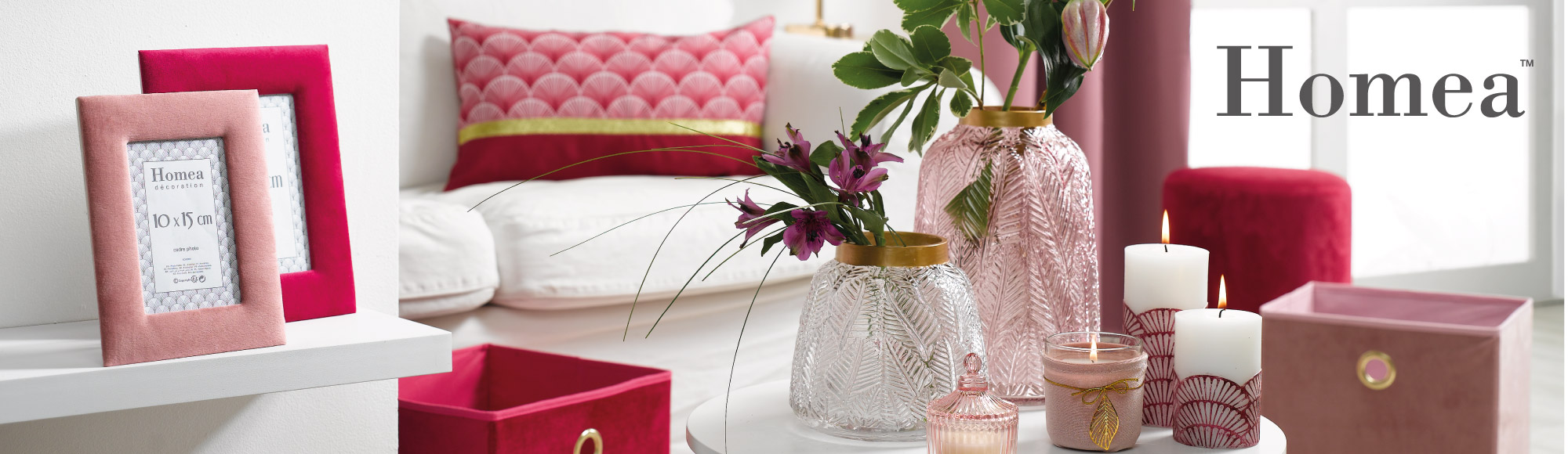 U10 - Homea - Decoration - Collection - Boudoir Gold