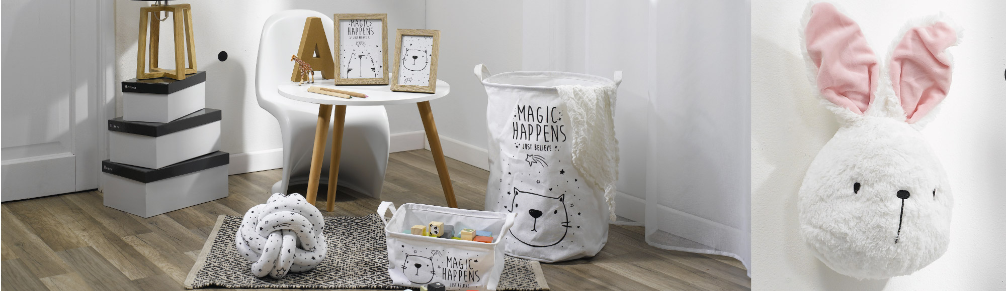 U10 - Homea - Decoration - Collection - Wild Kids