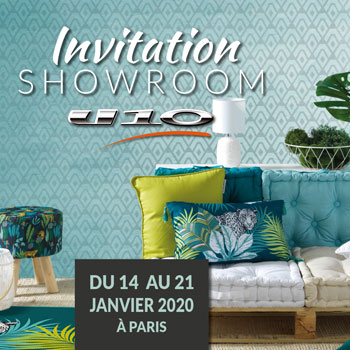 U10 - Invitation Showroom - 14 au 21 Janvier 2020 - Paris