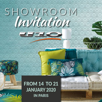 U10 - Discovery days - Showroom invitation - from 14 to 21 January 2020 - Paris