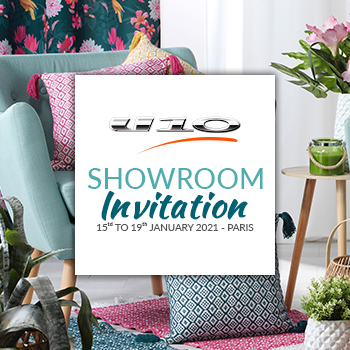 U10 - Interior decoration supplier - open days - paris showroom - january 2021 - new collection