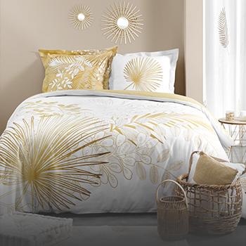 U10 - Fournisseur en decoration d'interieur - marque douceur d'interieur - linge de lit