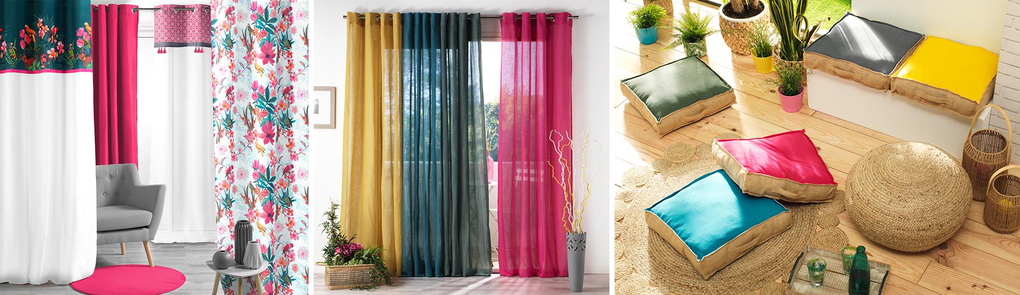 U10 - Fournisseur en decoration d'interieur - marque douceur d'interieur - ameublement - exotic paradise