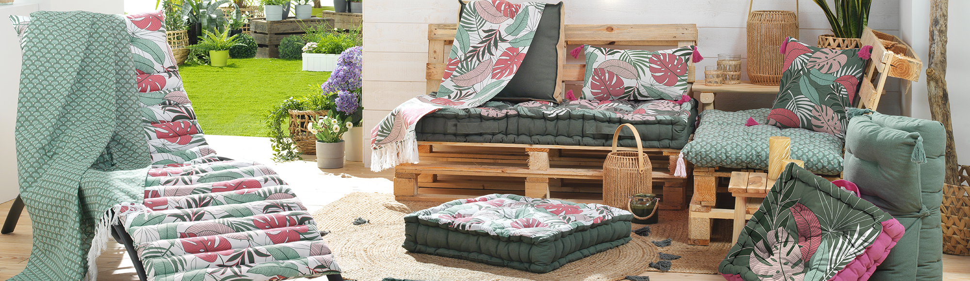 U10 - Fournisseur en decoration d'interieur - marque douceur d'interieur - outdoor - beauty jungle