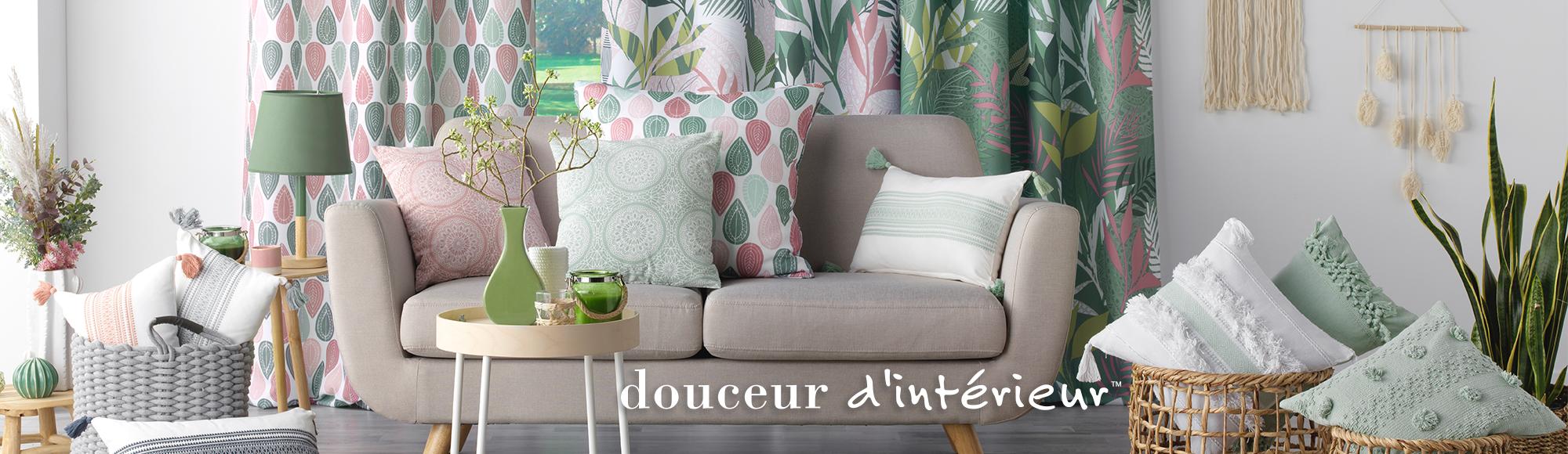 U10 - Fournisseur en décoration d'intérieur - marque douceur d'intérieur - ameublement - theme sweet fantasy